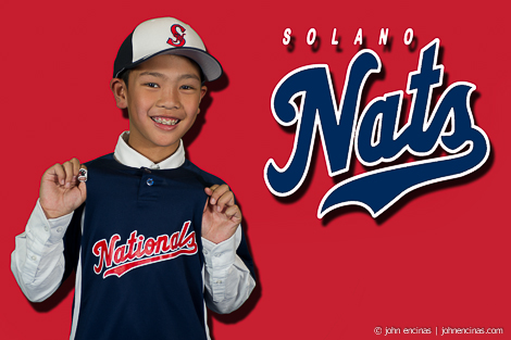 9u Solano Nationals Press Conference || Feb 02 2013 || Fairfield, CA: Hayden Tam is formally introduced as a member of the 9u Solano Nationals held at Solano Nationals Headquarters || © 2013 John Encinas, all rights reserved