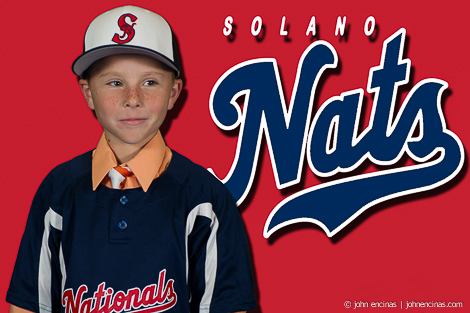 9u Solano Nationals Press Conference || Feb 02 2013 || Fairfield, CA: Landon Troutt is formally introduced as a member of the 9u Solano Nationals held at Solano Nationals Headquarters || © 2013 John Encinas, all rights reserved