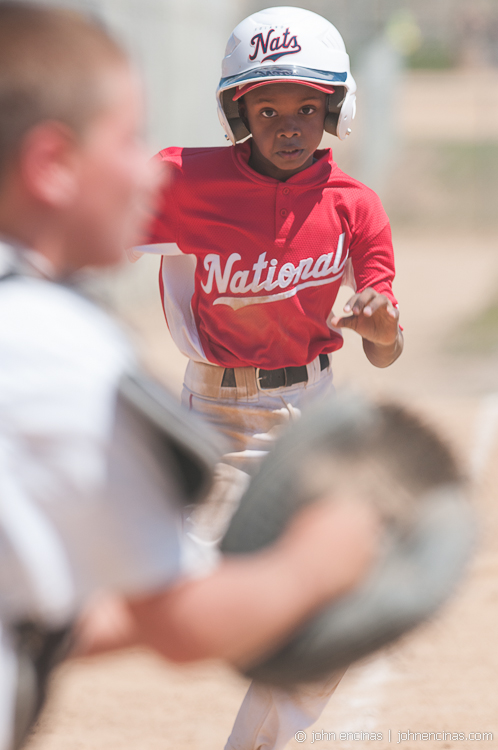 Nationals vs East Bay Sluggers