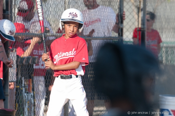 9u Solano Nationals vs Nor Cal Titans - Championship Game