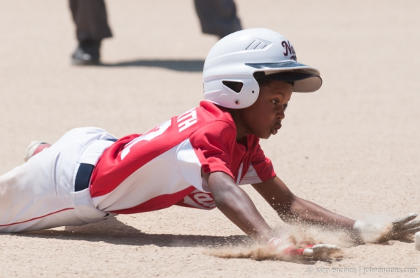 9u Solano Nationals vs Bret's Muckdogs