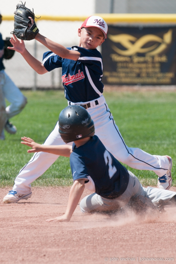 9u Solano Nationals vs Reno Mustangs