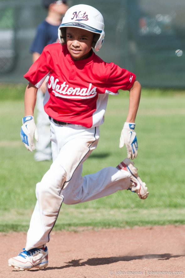 10u Solano Nationals vs Chico Aces