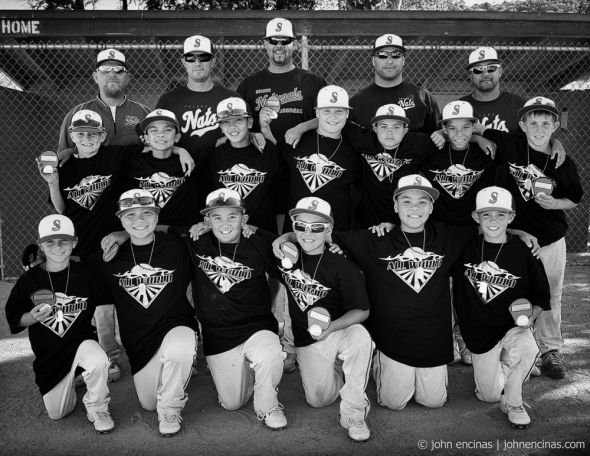 10u Championship Game: Solano Nationals vs Vacaville Bulldogs