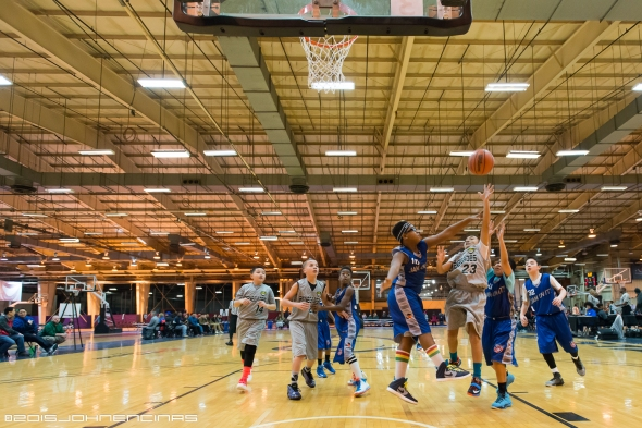 Bay Area Renegades invade Jam On It's MLK Dream Big Festival Basketball Tournament