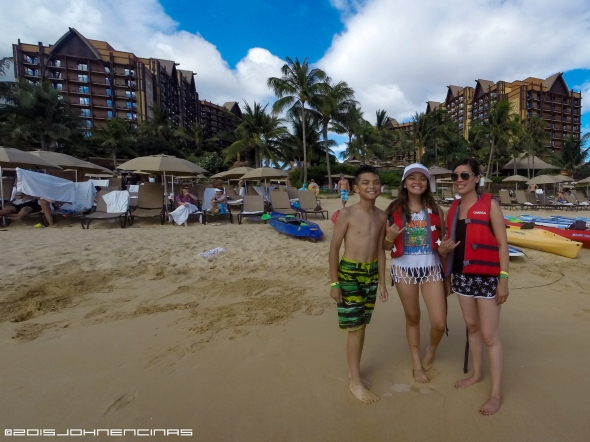 Jul 16 2015 || Ko Olina, HI: 2015 Aulani Vacation held at Disney Aulani Resort || © 2015 John Encinas, all rights reserved || www.johnencinas.com